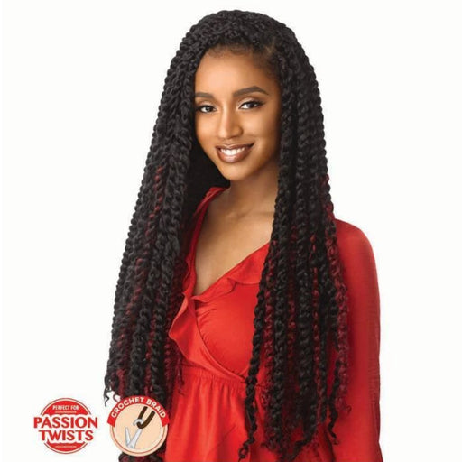 "Outre Xpression Passion Bohemian Curl 24"" - Beauty Krew"