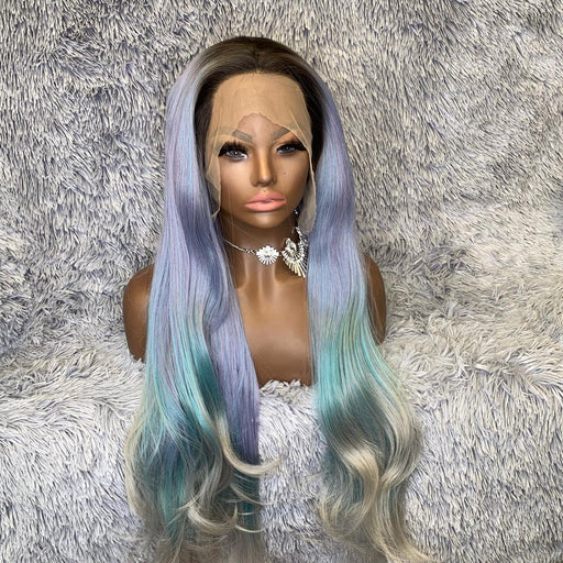 Enveme Luxury Synthetic Lace Front Unit - Melanie - Beauty Krew