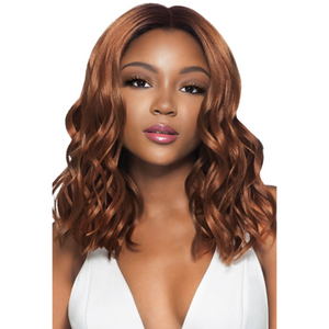 Outre Synthetic L-Part Swiss Lace Front Wig- AUBREE - Beauty Krew