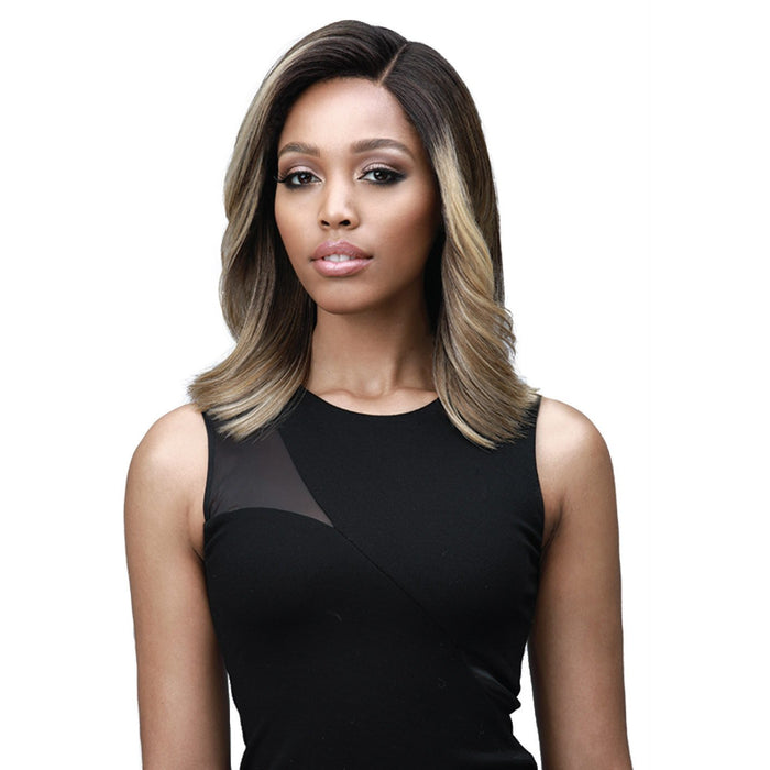 BOBBI BOSS PREMIUM SYNTHETIC SWISS LACE FRONT WIG - MLF366 HARLOW - Beauty Krew