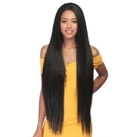 Bobbi Boss Human Hair blend lace front wig - MBLF130 DACIA - Beauty Krew