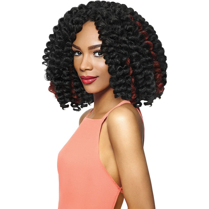OUTRE SYNTHETIC HAIR CROCHET BRAIDS X-PRESSION BRAID CUEVANA BOUNCE - Beauty Krew