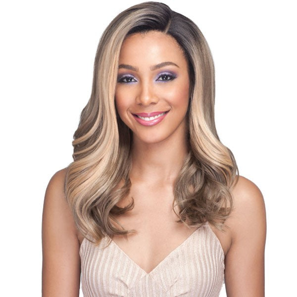 BOBBI BOSS SYNTHETIC SWISS LACE FRONT WIG MLF352 DRAYA - Beauty Krew