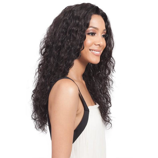Bobbi Boss 100% Human Hair Lacefront Wig MHLF-Y Elena - Beauty Krew