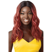 Outre The Daily Wig™ Premium Synthetic Hand-Tied Lace Part Wig Fayme - Beauty Krew
