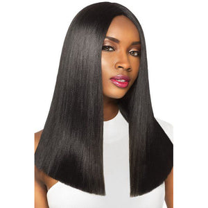 Outre Synthetic Hair Lace Front Wig Swiss Lace I Part Juno - Beauty Krew