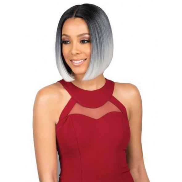 BOBBI BOSS SYNTHETIC LACE WIG  MLF309 SWISS LACE TESSA - Beauty Krew