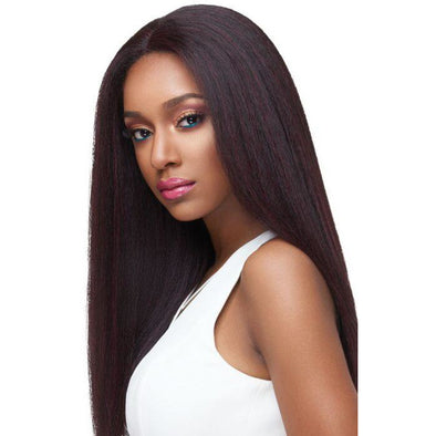 Outre Lace Front Wig Swiss X Vixen - Blow Out Straight - Beauty Krew