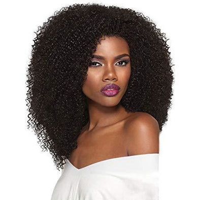 Outre Quick Weave Synthetic Half Wig - 3C Whirly - Beauty Krew