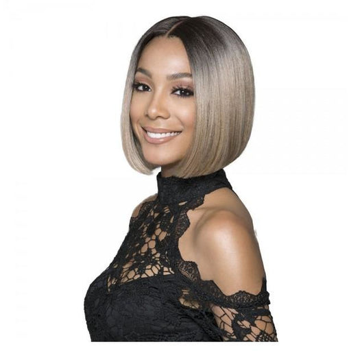 Bobbi Boss Synthetic Lace Front Wig MLF217 Lyna SLEEK - Beauty Krew