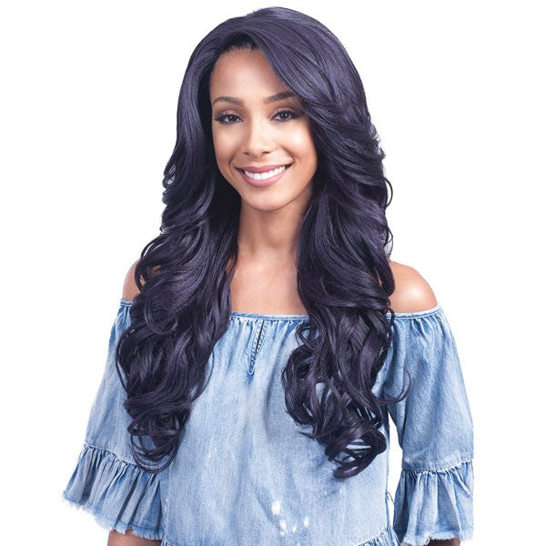 BOBBI BOSS PREMIUM SYNTHETIC LACE FRONT WIG MLF305 ANGELICA - Beauty Krew