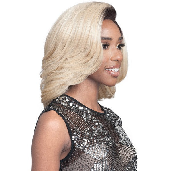 Bobbi Boss Synthetic Hair 5 inch Deep Part Lace Front Wig - MLF336 KIRSTEN - Beauty Krew