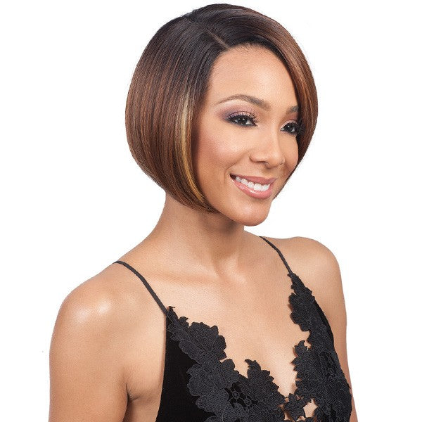 BOBBI BOSS SYNTHETIC HAIR PREMIUM LACE PART WIG MLP0005 JOLIE - Beauty Krew