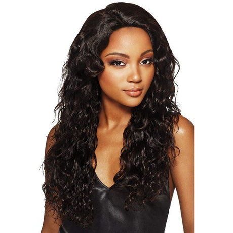 Outre MyTresses Black Label 13x4 Lace Wig - Natural Boho Body - Beauty Krew