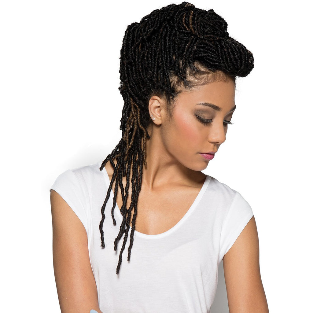 "BOBBI BOSS NU LOCS 18"" - Beauty Krew"