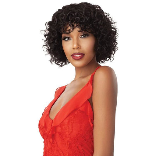 Outre Fab & Fly 100% Unprocessed Human Hair Wig - HH- Venus - Beauty Krew