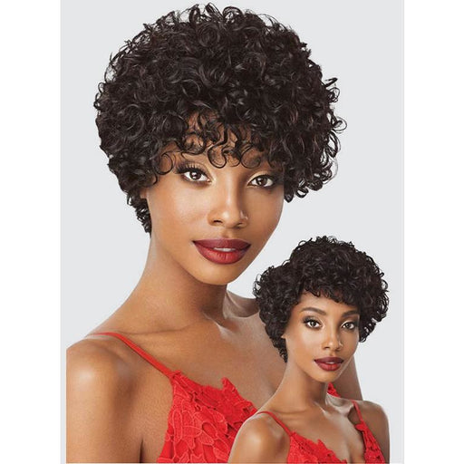 Outre Fab&Fly™ 100% Unprocessed Human Hair Wig HH-CLARICE - Beauty Krew