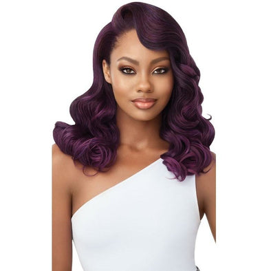 Outre Quick Weave Synthetic Half Wig - Anjou - Beauty Krew