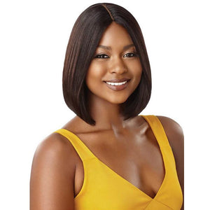 Outre The Daily Wig™ 100% Unprocessed Human Hair Wig Straight Bob - Beauty Krew
