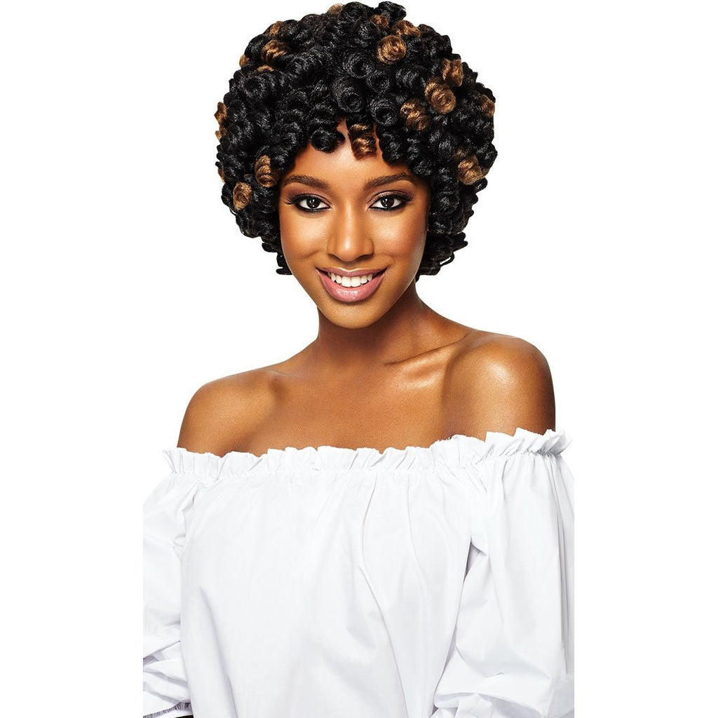 OUTRE X-PRESSION CURLETTE CROCHET BRAID LARGE 10 & 20 INCH - Beauty Krew