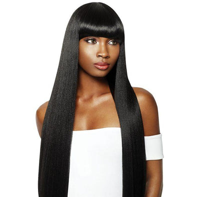 Outre &Play Human Blend Wig Complete Cap - Maleeka - Beauty Krew