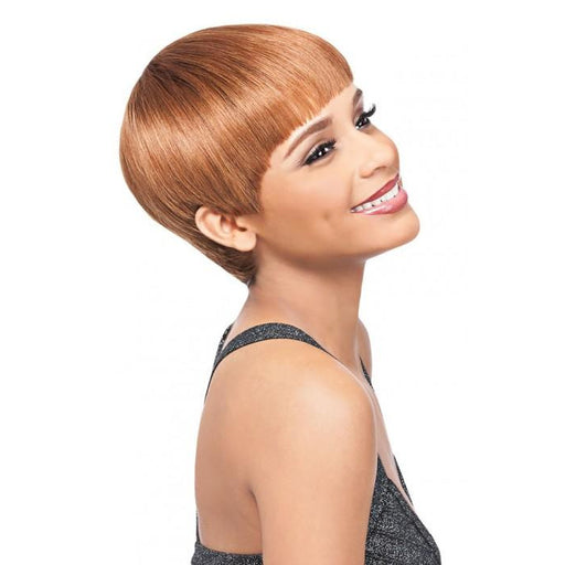 Outre 100% Human Hair Wig - Bowl Cut - Beauty Krew
