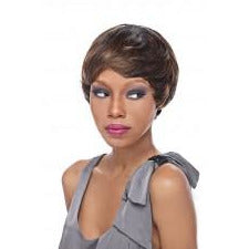 "Outre Duby 100% Human Hair Full Wig - Tara 1.2.3"" - Beauty Krew"