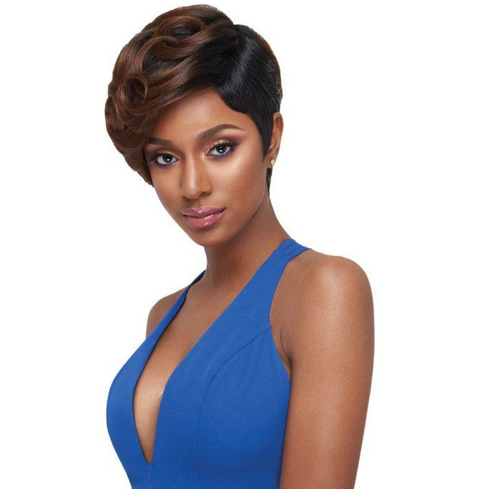 Outre Quick Weave Eco Synthetic Full Wig - Paige - Beauty Krew
