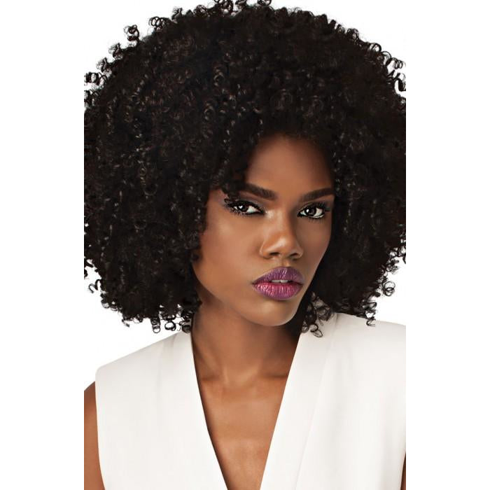 Outre Synthetic Half Wig Quick Weave Big Beautiful Hair 4C Coily - Beauty Krew
