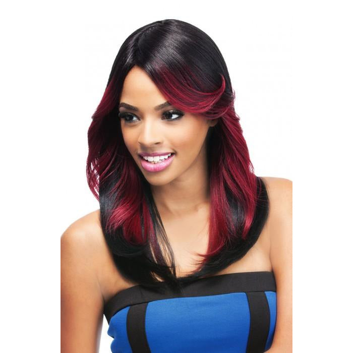Outre Quick Weave Eco Synthetic Full Wig - Kylie - Beauty Krew