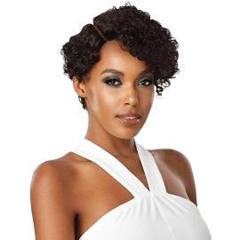 OUTRE HUMAN HAIR LACE FRONT WIG PREMIUM DUBY DIAMOND RINGLET CURL - Beauty Krew
