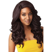 Outre The Daily Wig™ Premium Synthetic Hand-Tied Lace Part Wig Samara - Beauty Krew