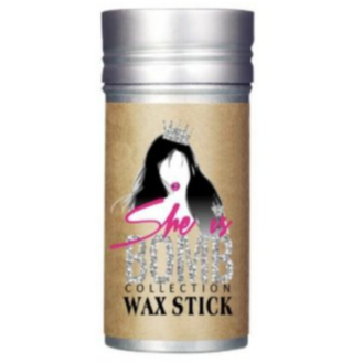 She Is Bomb Collection Hair Wax Stick 2.7oz - Beauty Krew