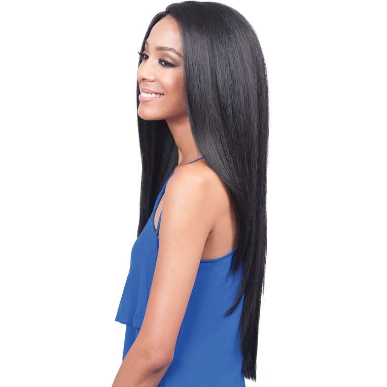 Bobbi Boss Swiss Human Hair Blend Lace Front Wig - MBLF110 TRINA - Beauty Krew
