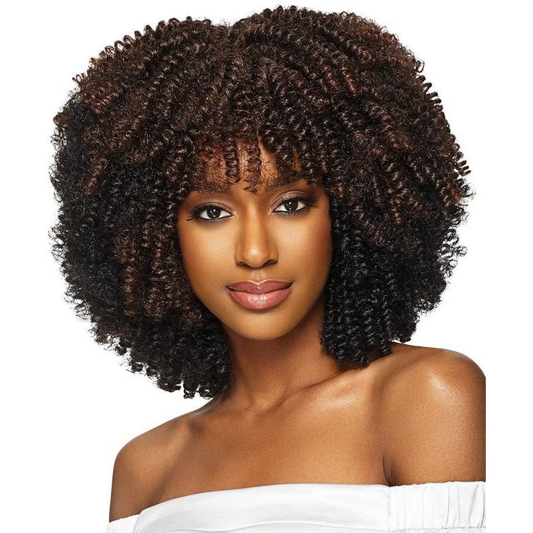 OUTRE X-PRESSION CURLETTE CROCHET BRAID SMALL 10 & 20 INCH - Beauty Krew