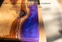 Load image into Gallery viewer, Mystic Blue ( Ghost Pigment)  - EPOKE Art Metallic Gel - 75g