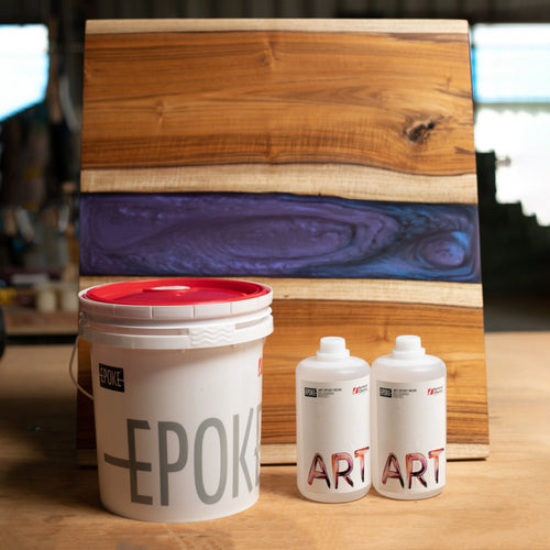EPOKE Art Epoxy Resin Handy Pro Kit (8kg)