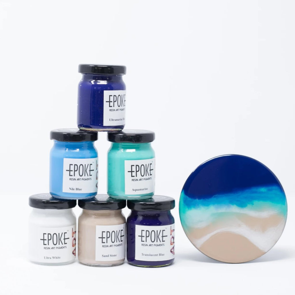 EPOKE Ocean effect Resin Pigments