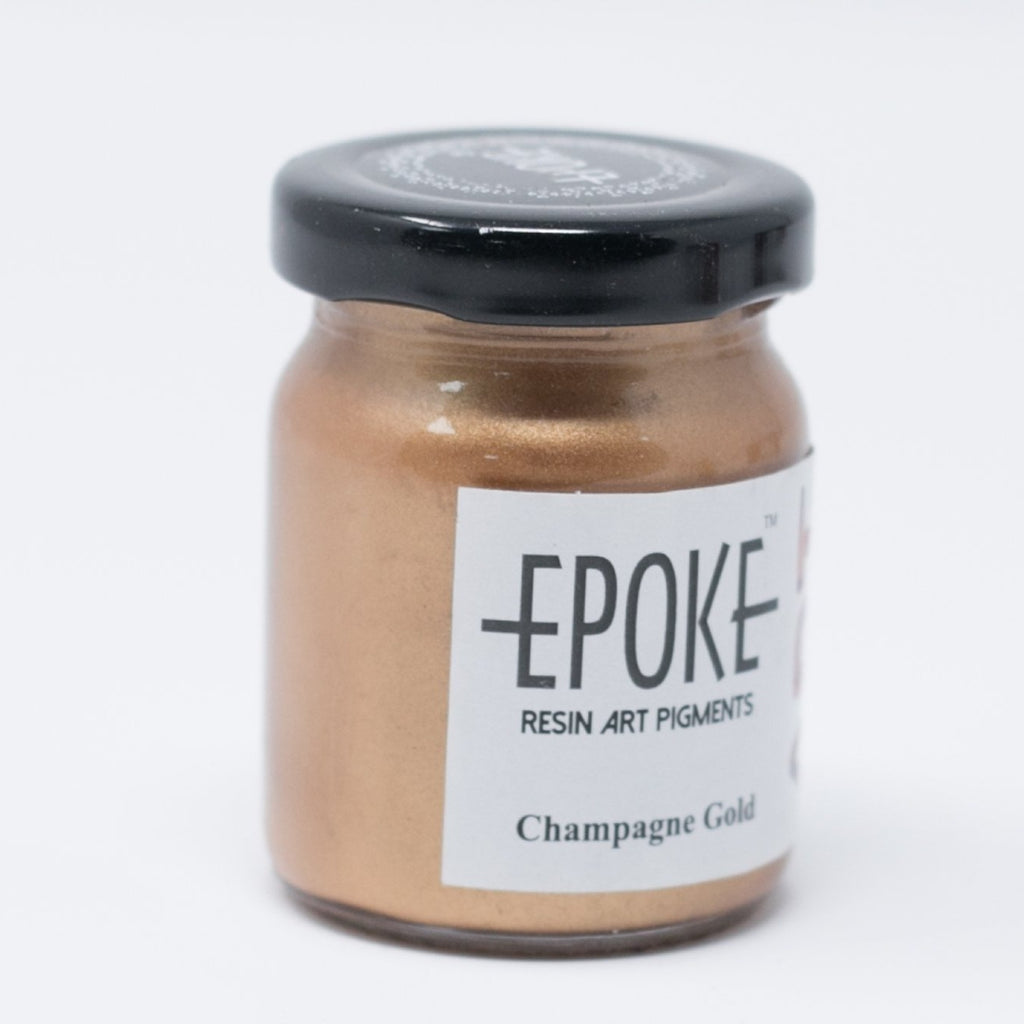 EPOKE Champagne gold Resin art pigment