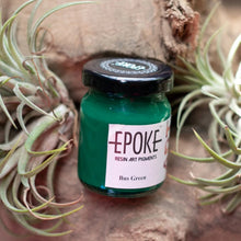 Load image into Gallery viewer, Bus Green (Opaque) - EPOKE Art Resin Pigment Paste