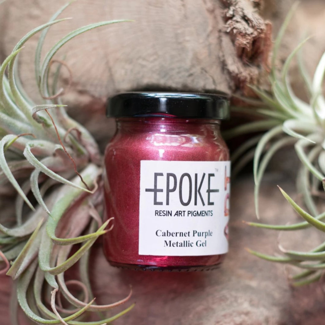 Cabernet Purple - EPOKE Art Metallic pigment