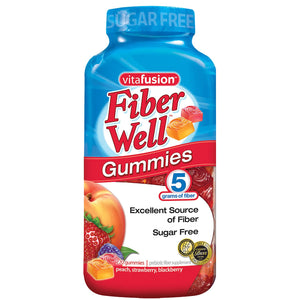 VITAFUSION - Fiber Well Gummies (220 ct.)
