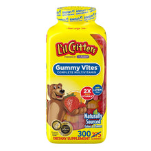 Load image into Gallery viewer, L'IL CRITTERS - Gummy Vites Gummy Bears (300 ct.)