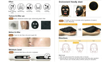 Load image into Gallery viewer, PAPA RECIPE - Bombee Black Honey Mask (10-Sheet Box)