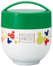 Load image into Gallery viewer, SKATER x DISNEY - Vacuum Insulated - Food Jar - Mickey Mouse Mitsumaru Pop Color (540ml)