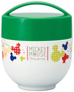 SKATER x DISNEY - Vacuum Insulated - Food Jar - Mickey Mouse Mitsumaru Pop Color (540ml)