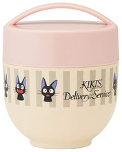 Load image into Gallery viewer, SKATER - Vacuum Insulated - Food Jar - Jiji Face Kiki's Delivery Service Ghibli (540ml)