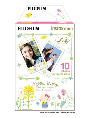 FUJIFILM x SANRIO - Instax Mini Film - Hello Kitty 3