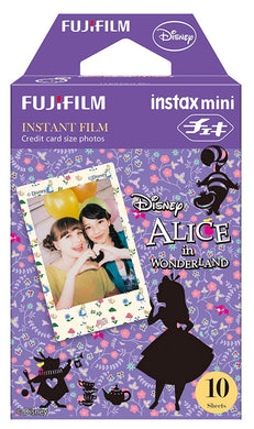 FUJIFILM x DISNEY - Instax Mini Film - Alice in Wonderland