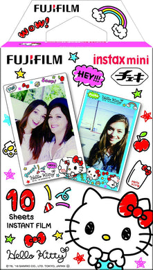 FUJIFILM x SANRIO - Instax Mini Film - Hello Kitty